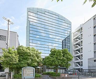 江坂駅より徒歩5分の大型オフィビル イメージ画像